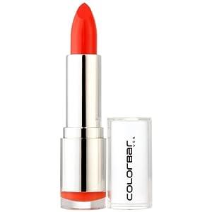 Colorbar Velvet Matte Lipstick, Obsessed Orange, 4.2g