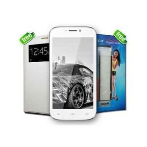Hitech Air A1 Mobile Phone (White)