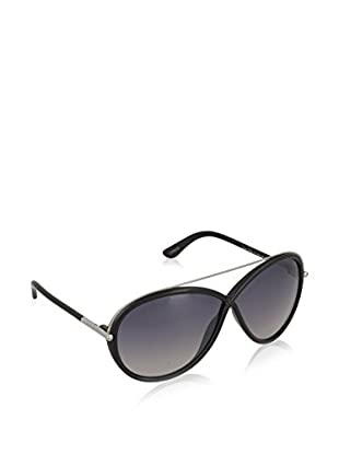TOM FORD Sonnenbrille Mod.FT0454 INI_01C (64 mm) schwarz