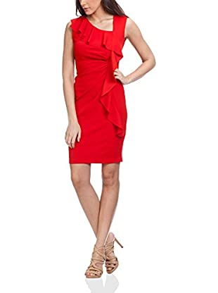 Tantra Kleid Draped And Ruffled