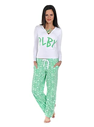 Play Boy Nightwear Pijama Plby