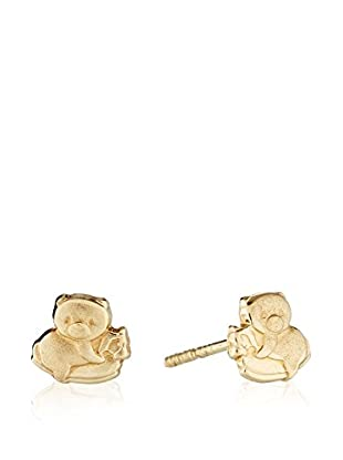 Gold & Diamond Pendientes Childlike