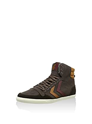 Hummel Zapatillas abotinadas Ten Star Oiled High