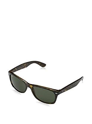 Ray-Ban Gafas de Sol 2132 _902 (58 mm) Marrón Oscuro / Verde