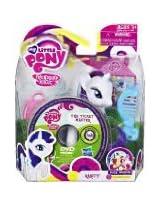 My Little Pony Wedding Figure Rarity DVD