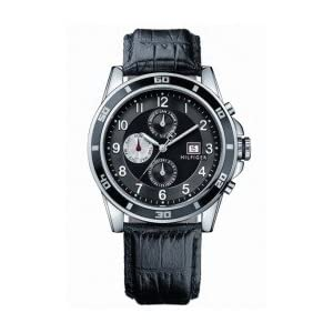 Tommy Hilfiger Analog Black Dial Women's Watch - TH1790740