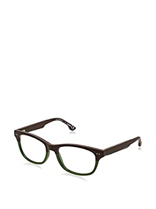 Timberland Montura TB1327 (54 mm) Chocolate / Verde