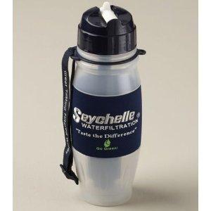 セイシェル 携帯浄水ボトル 放射能除去フィルタータイプ 【並行輸入品/日本未発売】