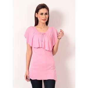Tee Moods Women's Tunic - Pink