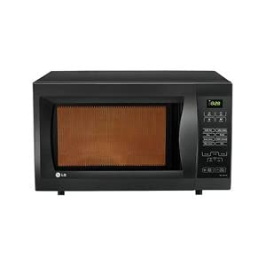 LG MC2844EB 28-Litre 3100-Watt Convection Microwave Oven (Black)