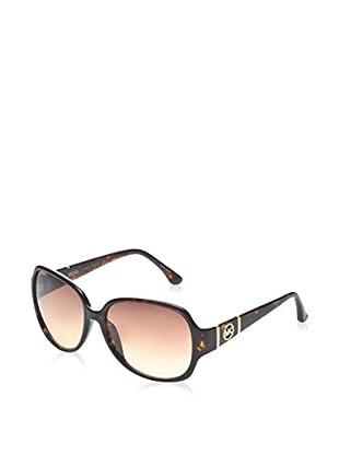 Michael Kors Sonnenbrille 2777S-206 (56 mm) braun