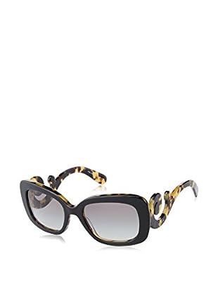 ZZ-Prada Gafas de Sol Mod.27OS 1AB3M1 54 (54 mm) Negro