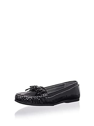 Adrienne Vittadini Women's Trixie Loafer (Black)