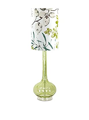 Mercana Brea II 1-Light Table Lamp, Green