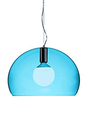 Kartell Pendelleuchte LED Fl/Y Small himmelblau