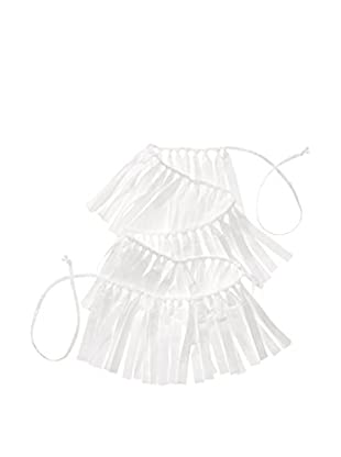 Kate Spade Saturday White Fringe Garland