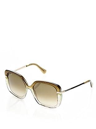 Emilio Pucci Sonnenbrille EP743S grün
