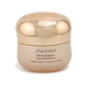 Shiseido Night Care 1.7 Oz Benefiance Nutriperfect Night Cream For Women