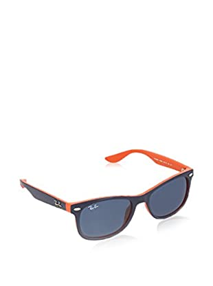 Ray-Ban Sonnenbrille Kids 9052S (48 mm) marine/orange