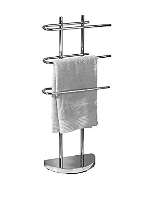 Premier Housewares Handtuchhalter 1600970 silberfarben