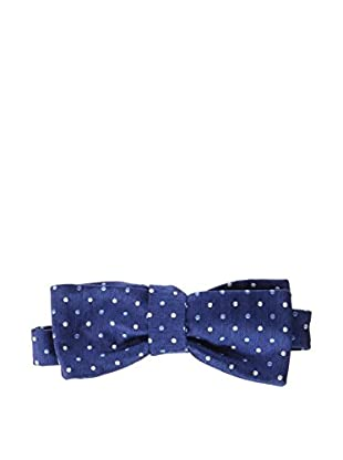 Hackett London Pajarita Col Dot Hbone Bow