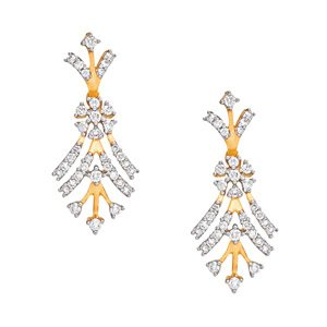 Gili Diamond Earring GEK454
