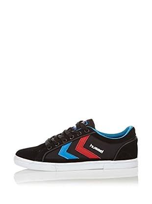Hummel Sneaker Game Low (schwarz/blau)