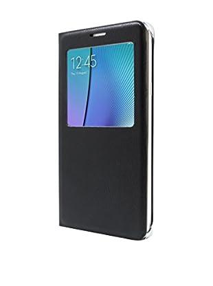 Unotec Funda Flip-S Samsung Galaxy Note5 Negro
