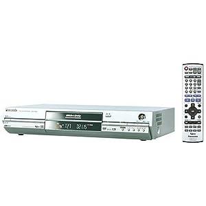 【クリックでお店のこの商品のページへ】Panasonic DIGA DMR-E85H-S 160GB HDD内蔵DVDビデオレコーダー