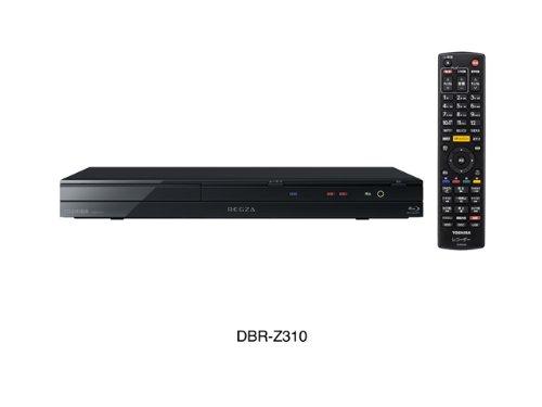 東芝 【REGZAブルーレイ】HDD&ブルーレイディスクレコーダー 500GB DBR-Z310