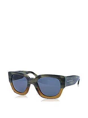 Balenciaga Sonnenbrille BA0011 21 135 65V (51 mm) oliv/karamell