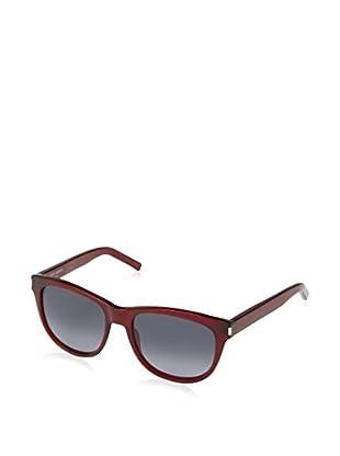 Yves Saint Laurent Gafas de Sol Classic 3 (55 mm) Rojo