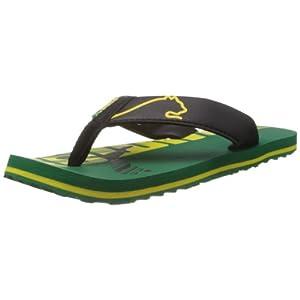 Puma Men's Alto Green Flip-Flops and House Slippers - 9 UK/India (43 EU)
