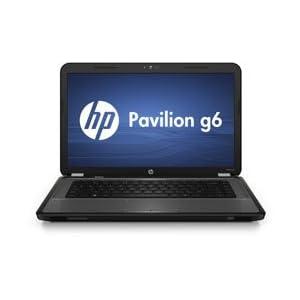 HP Pavillion g6-1302AU (A3W21PAAAAA)チャコールグレー(E2-3000M APU/メモリー2GB/HDD320GB) [2012年春モデル]