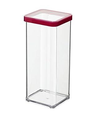 Rotho Frischhaltebox 4er Set Loft - Starter 1.5 L transparent