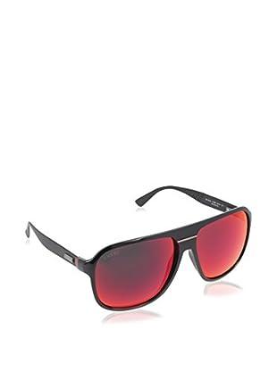 GUCCI Gafas de Sol 1076/ S MI GVB (59 mm) Negro