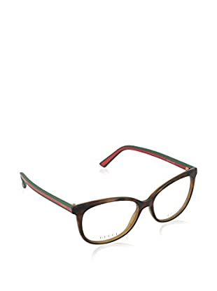 GUCCI Gestell 365017L53 (53 mm) havanna