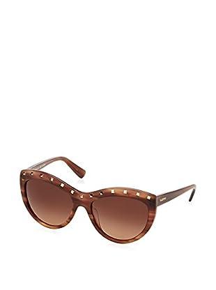 Valentino Sonnenbrille V651S236 braun
