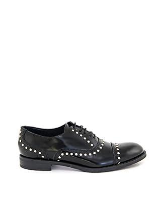 Bluetag Zapatos Oxford Thornbills (Negro)