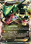 Pokemon Rayquaza Ex Promo Card FROM Fall 2012 Collectors Tin