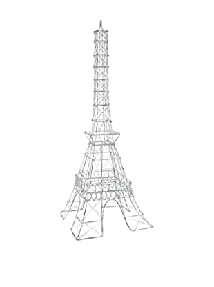 Three Hands Metal Eiffel Tower