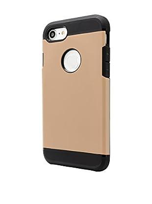 NUEBOO Hülle Allok iPhone 7 goldfarben
