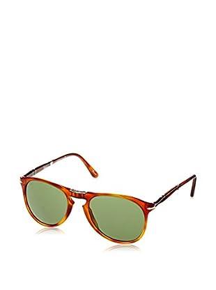 Persol Sonnenbrille 9714S 24/33 55 (55 mm) braun