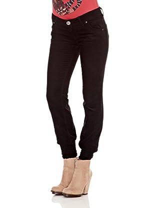 Desigual Pantalón Vir (Negro)