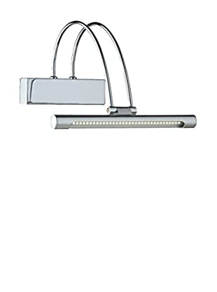 Evergreen Lights Lámpara De Pared LED Bow AP36 Cromo Plateado