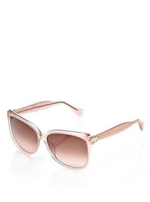 Emilio Pucci Sonnenbrille EP725S grau/rosa