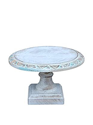 Blue Footed Cake Stand