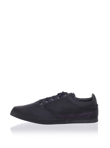 adidas SLVR Women's SLVR Fashion Low II Sneaker (Black/Black/Grape)