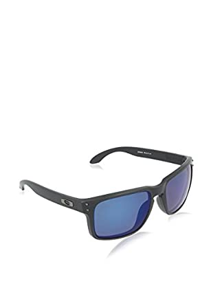 Oakley Occhiali da sole Polarized Mod. 9102 910252 (55 mm) Nero