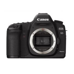 Canon EOS 5D Mark II (Body Only) DSLR Camera with 21MP and 3 inch Screen (Black)